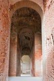 Amphithéâtre Santa Maria Capua Vetere Photos libres de droits