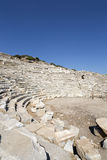 Amphitheate of Knidos in Datca, Mugla Stock Image
