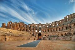 Amphitheater Stockfotografie