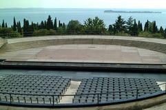 Amphitheater Royalty Free Stock Photo