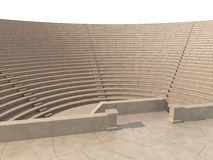 Amphitheater vektor abbildung