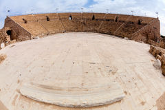 Amphitheater Stockfoto