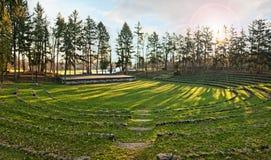 Amphitheater Lizenzfreies Stockfoto