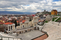 amphitheater Stock Foto