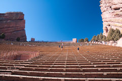 Amphitheater Royalty Free Stock Photos