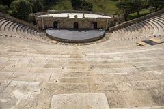 Amphitheater in Altos de Chavon, Casa de Campo Stockfotografie