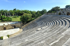 Amphitheater, Altos de Chavon, La Romana, Dominican Republic Stock Image