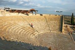 Amphitheater antico immagine stock