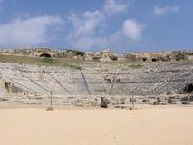 Amphitheater antico Fotografie Stock Libere da Diritti