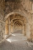 Amphitheater Aspendos in Antalya. Stock Images