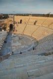 Amphitheater Caesarea stock photos