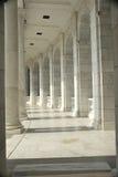 Amphitheater del cimitero nazionale di Arlington Fotografie Stock Libere da Diritti