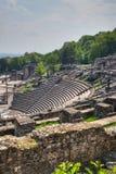 Amphitheater dos três Gauls fotos de stock royalty free