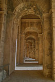 Amphitheater El-jem Royalty Free Stock Photography