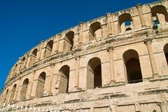 Amphitheater El-jem Royalty Free Stock Image