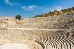 Amphitheater in Ephesus Royalty Free Stock Photography