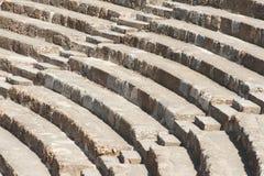 Amphitheater in Ephesus Stock Photos