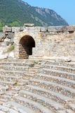Amphitheater in Ephesus, Turkey Stock Photo