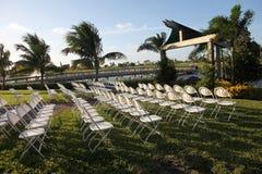 Amphitheater esterno tropicale immagine stock libera da diritti