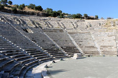 Amphitheater of Halicarnassus Royalty Free Stock Photography