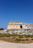 Amphitheater in Miletus Royalty Free Stock Photos
