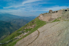 Amphitheater at Pergamon Royalty Free Stock Images