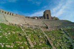 Amphitheater at Pergamon Royalty Free Stock Photo