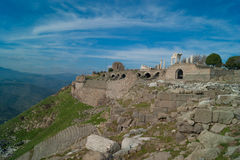 Amphitheater at Pergamon Royalty Free Stock Image