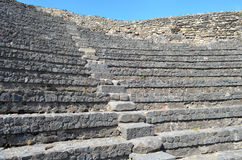 Amphitheater in Pompeii Stock Photos