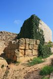 amphitheater roman tarragona royaltyfri fotografi