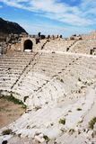 Amphitheater Ruins Royalty Free Stock Photos