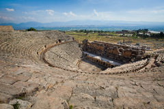 Amphitheater Ruins Royalty Free Stock Image