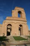 Amphitheater Sabratha Líbia Imagens de Stock