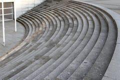 Amphitheater stairs Stock Photos