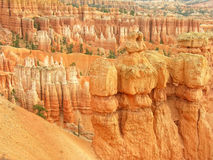 Amphitheater, view from Sunset poin, Bryce Canyon National Park Stock Images