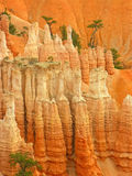 Amphitheater, view from Sunset point, Bryce Canyon National Park Stock Photo