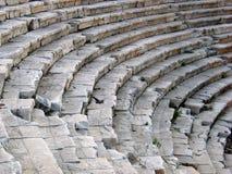 Amphitheaterdetail Stockbild