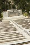 Amphitheatre. Open air amphitheater at Mount Rushmore National Memorial in South Dakota Royalty Free Stock Photography