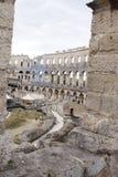 Amphitheatre Stock Photo