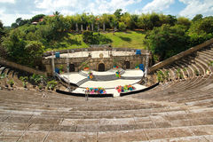 Amphitheatre Stock Photography