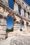 The amphitheatre Royalty Free Stock Photo