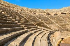amphitheatre Foto de Stock Royalty Free