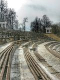 amphitheatre Immagini Stock
