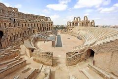 amphitheatre Lizenzfreies Stockbild