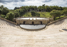 Amphitheatre in Altos de Chavon, Casa de Campo. Stock Photography