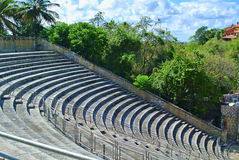 Amphitheatre in Altos de Chavon Stock Photography
