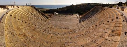 Amphitheatre antico Immagine Stock