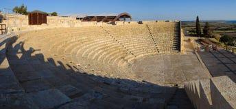 Amphitheatre antico Fotografia Stock
