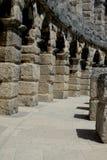 Amphitheatre antigo imagem de stock royalty free