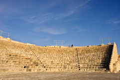 Amphitheatre antique image stock